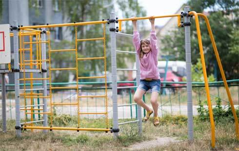children's exercise equipment