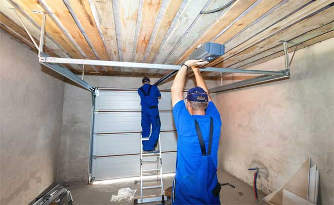Advantages of Garage Door Services