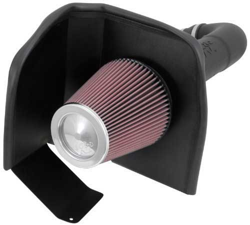 K&N Performance Air Intake Kit 63-3082