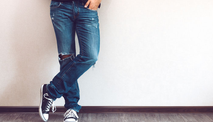 How to Rip Jeans