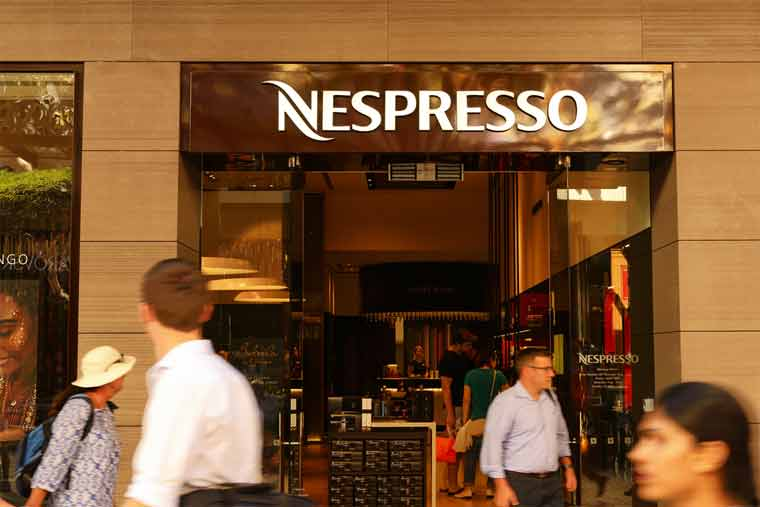 How to use Nespresso Machine