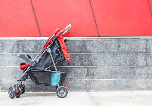 What are the things to consider when buying a stroller