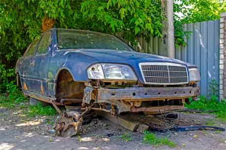 Cool facts and details about junk cars