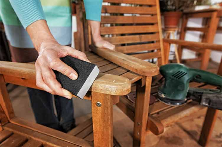 Natural Care for Wood Furniture